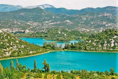 bačinská jezera (chorvatsko)