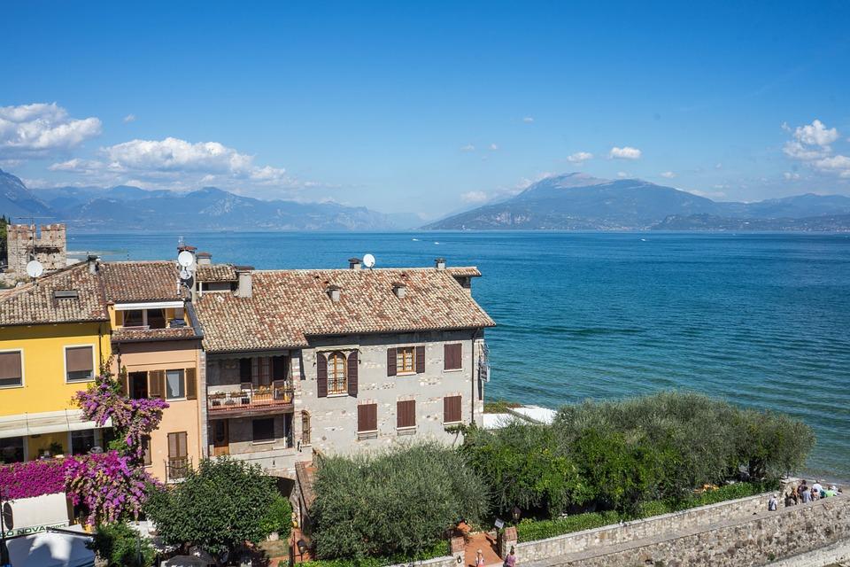lago di garda (itálie)